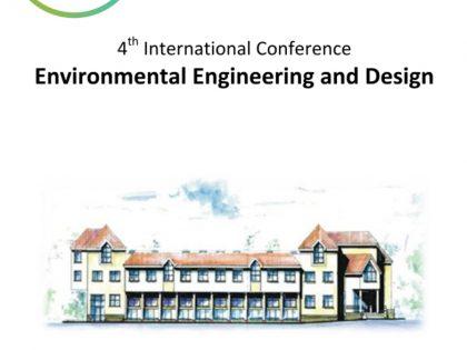 Udział pracownika PNT w IV Międzynarodowej Konferencji Inżynieria i Kształtowanie Środowiska