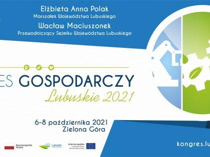 Kongres Gospodarczy Lubuskie 2021